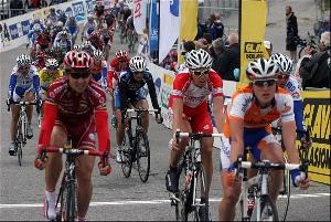 V 1. etapě Ringerike 2.2 UCI Rostislav Krotký na 18. místě